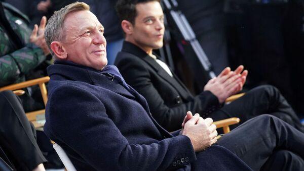 Brytyjski aktor Daniel Craig - Sputnik Polska