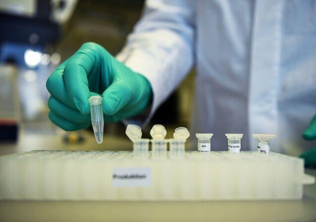 Prace nad szczepionką na koronawirusa