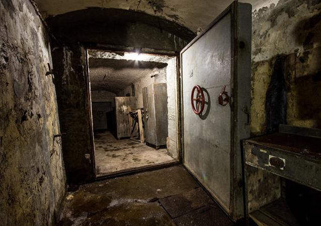 Bunkier nazistów znaleziony w Noworosyjsku