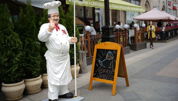 Restauracja - Sputnik Polska