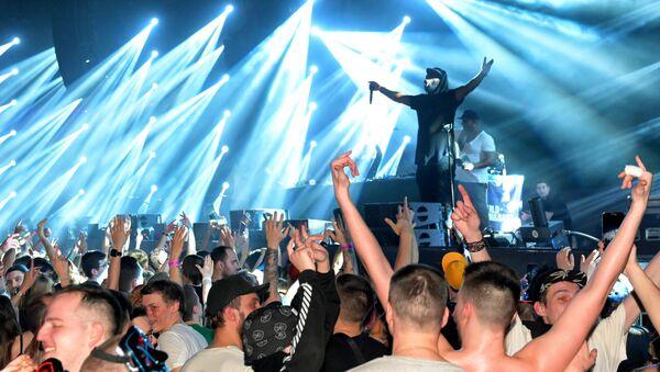 Festiwal World of Drum&Bass - Sputnik Polska