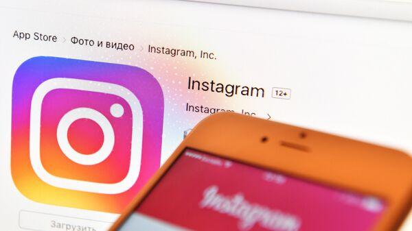 Aplikacja Instagram - Sputnik Polska