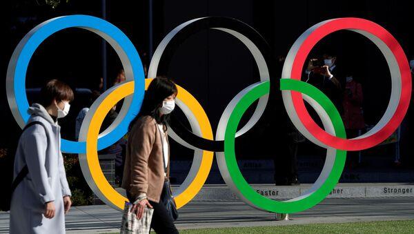 Przeniesiono Igrzyska Olimpijskie w Tokio na inny termin. - Sputnik Polska