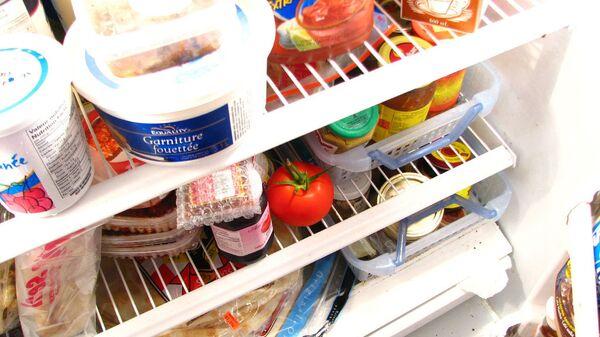 Jedzenie w lodówce - Sputnik Polska