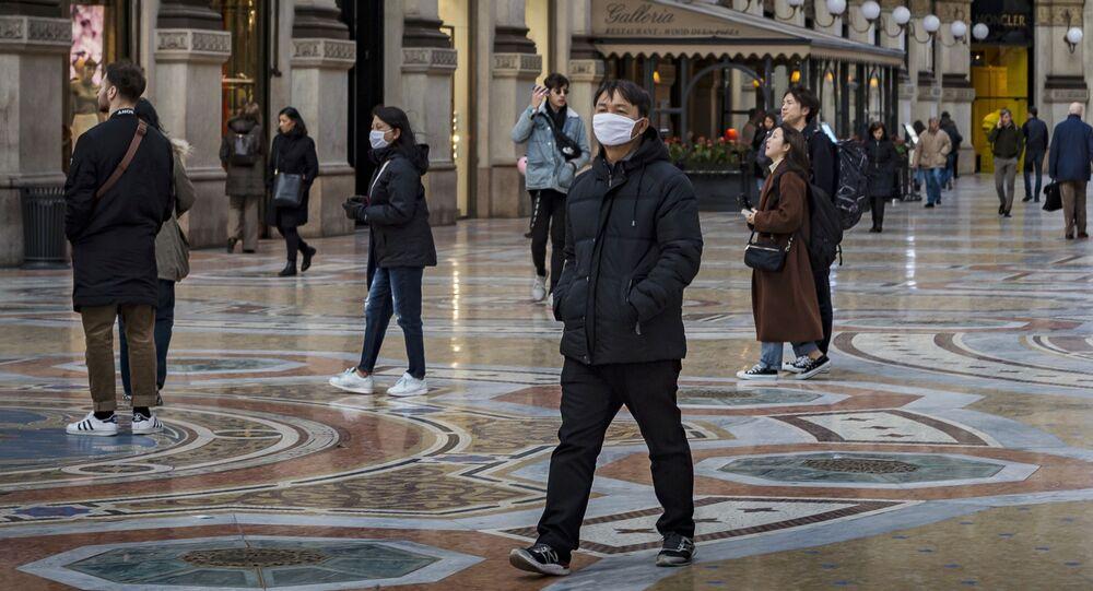 Epidemia koronawirusa we Włoszech