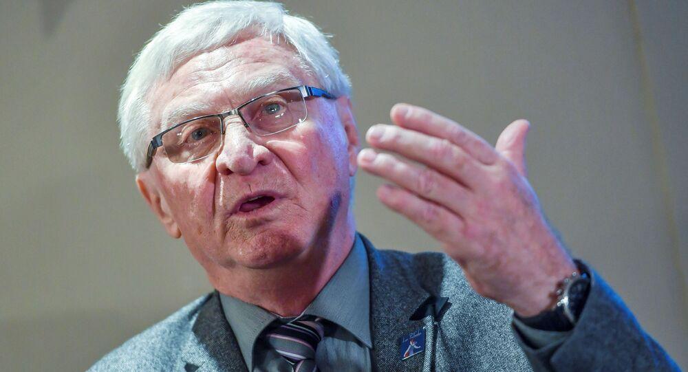 Francuski parlamentarzysta José Évrard