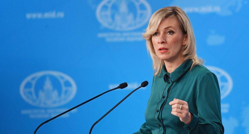 Maria Zacharowa