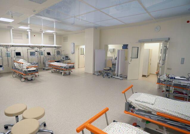 Moskiewski szpital zakaźny