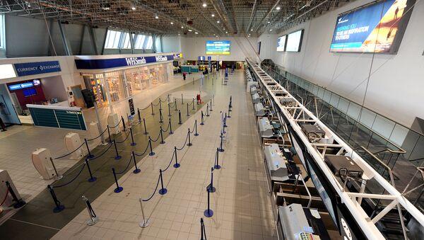 Międzynarodowe lotnisko w Birmingham - Sputnik Polska