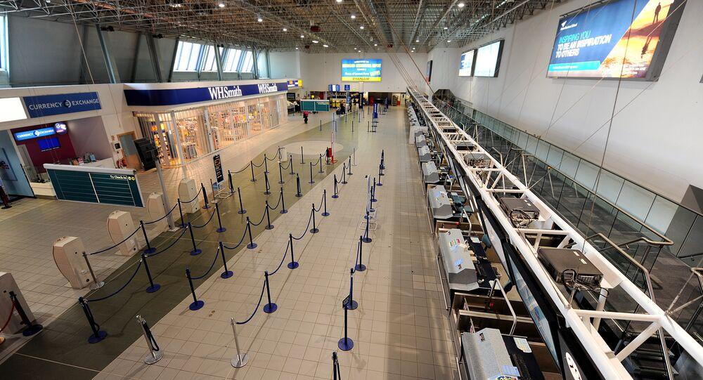 Międzynarodowe lotnisko w Birmingham