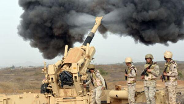 Siły zbrojne Arabii Saudyjskiej - Sputnik Polska