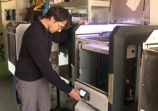 Projekt respiratora, który można wydrukować na drukarce 3D
