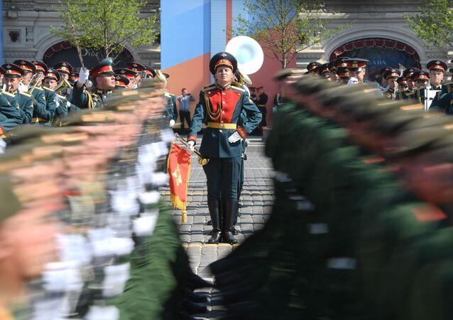Parada Zwycięstwa w Moskwie, 9 maja
