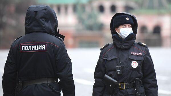 Epidemia koronawirusa. Moskwa. - Sputnik Polska