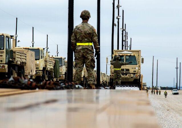 Przygotowania do manewrów NATO Defender Europe 2020