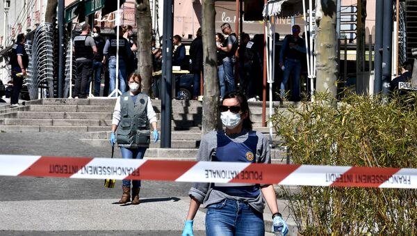 Zatrzymano trzecią osobę w sprawie ataku w Drôme. - Sputnik Polska