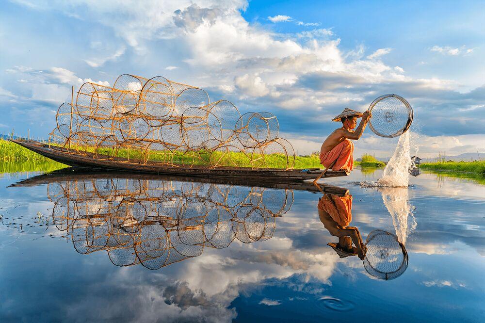 """Fishing"", Wietnam"