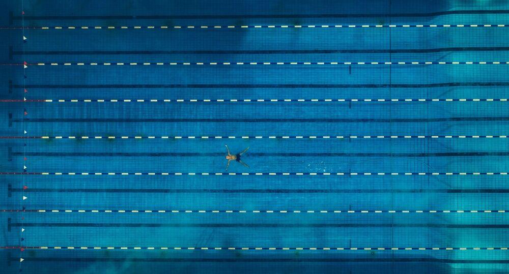 """""""Open pool"""", Rosja"""