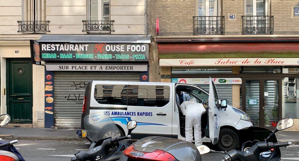 Epidemia koronawirusa w Paryżu
