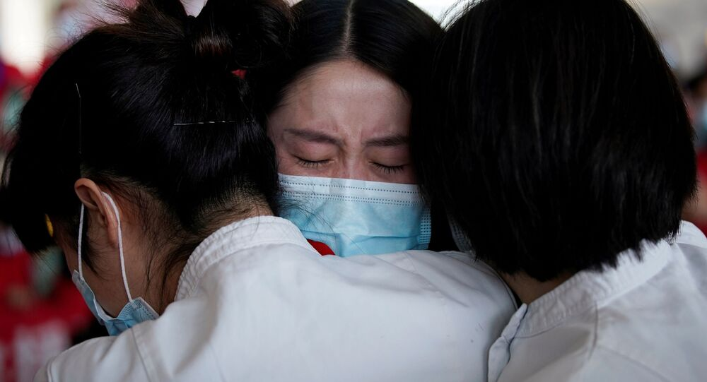 Pracownicy służby zdrowia, Chiny
