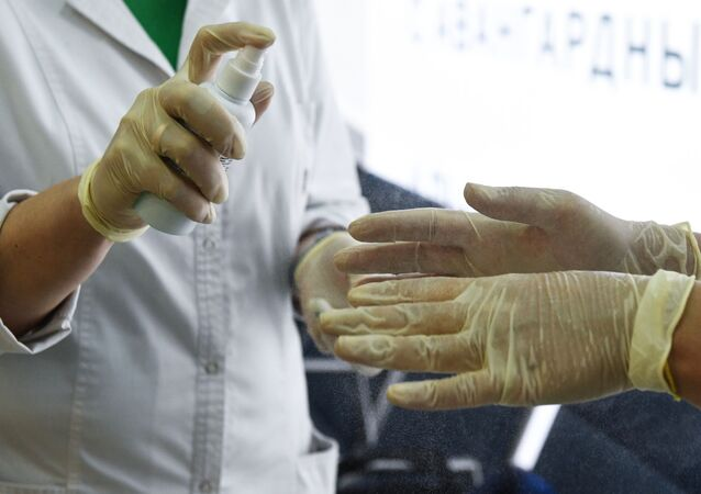 Rękawiczki jednorazowe