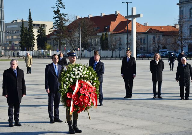 Obchody 10. rocznicy katastrofy pod Smoleńskiem