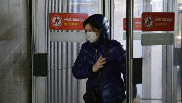 Epidemia koronawirusa w Białorusi. - Sputnik Polska