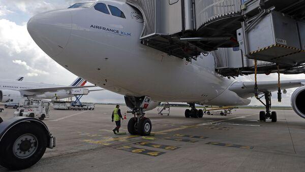 Air France - Sputnik Polska