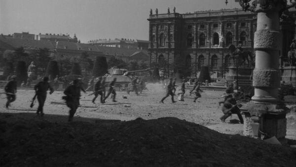 Walki o wyzwolenie Wiednia. Kwiecień 1945 rok - Sputnik Polska