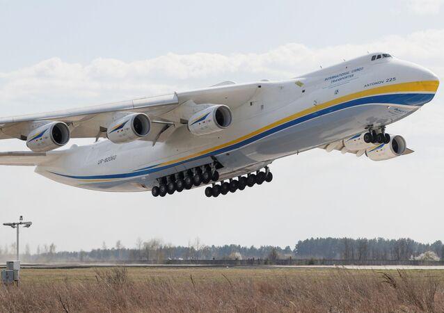Samolot transportowy Аn- 225 Мirja