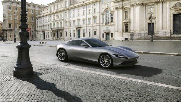 Ferrari Roma - Sputnik Polska