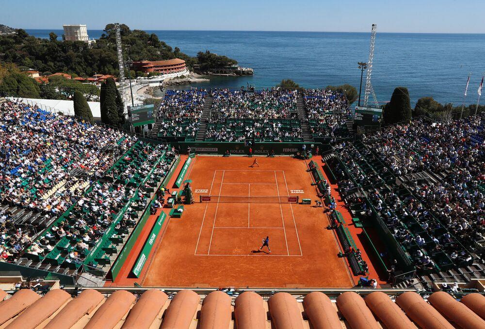 Trzeci dzień turnieju tenisowego Monte Carlo ATP Masters Series w Monako