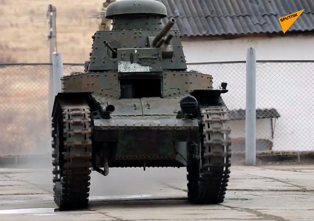 Czołg MS-1