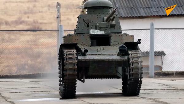 Czołg MS-1 - Sputnik Polska