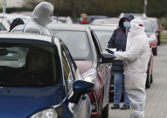 Testy na obecność koronawirusa w Polsce