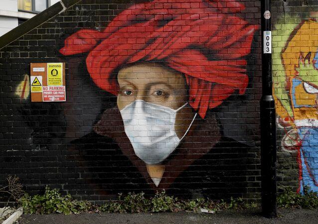 Graffiti w Londynie