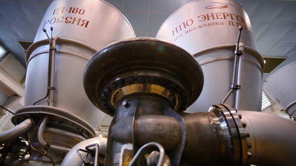Rosyjski silnik rakietowy RD-180 - Sputnik Polska