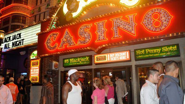 Kasyno w Las Vegas - Sputnik Polska