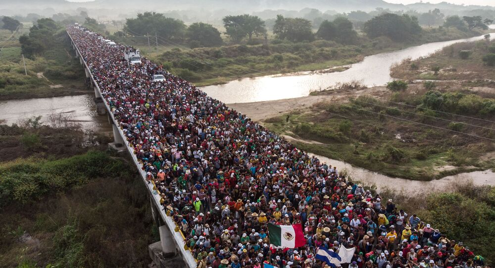 Emigranci z Hondurasu