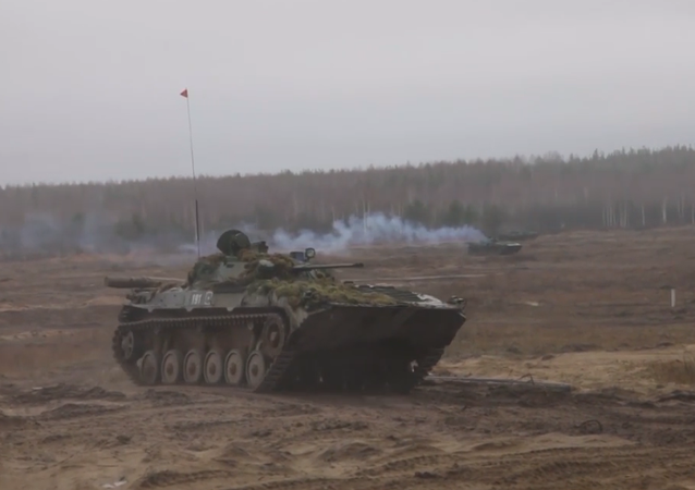 Wojskowi Zachodniego Okręgu Wojskowego przeprowadzili manewry taktyczne w obwodzie niżnonowogrodzkim