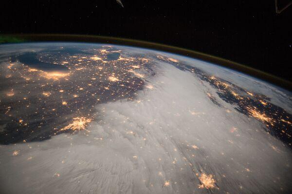 Ameryka Środkowa widziana z MSK   - Sputnik Polska