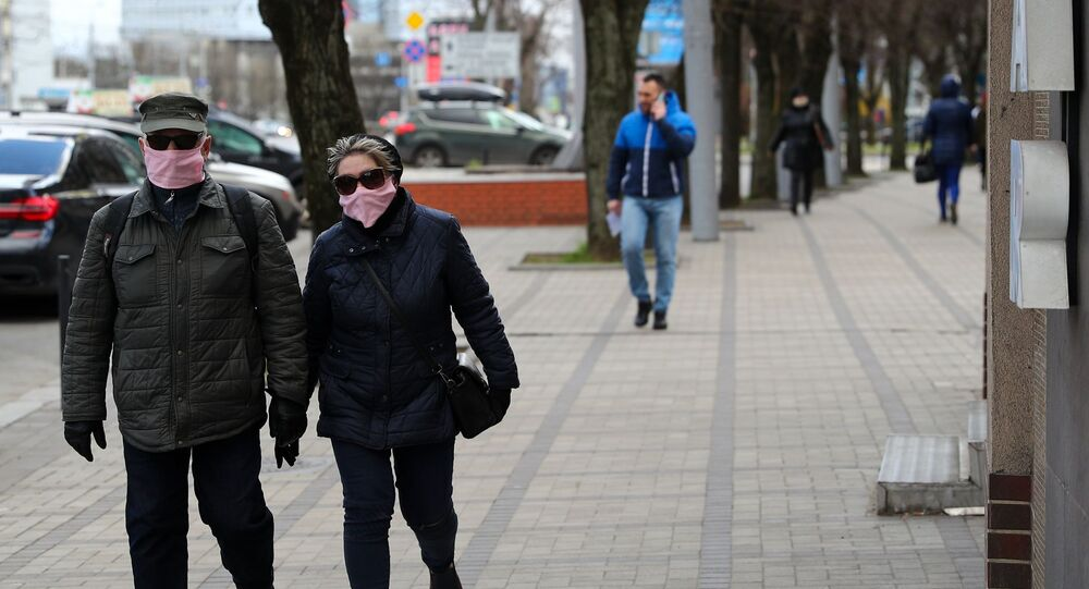 Koronawirus w Kaliningradzie