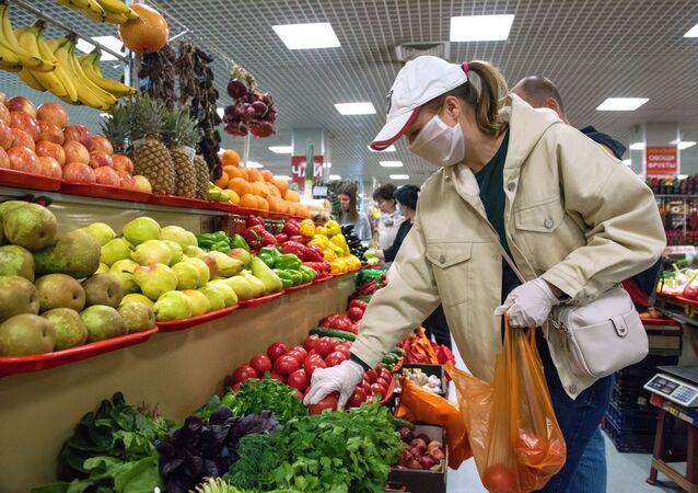 Bazar w Soczi