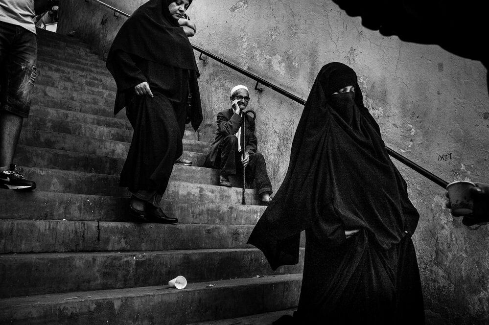 "Zdjęcie z serii Kho, the Genesis of a Revolt, fot. Romain Laurendeau, 1. miejsce w kat. ""Historia roku"""