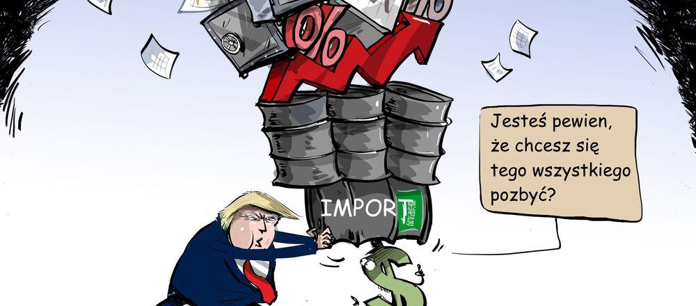 """Co z oczu, to z serca: USA chcą się """"pozbyć"""" saudyjskiej ropy?"""