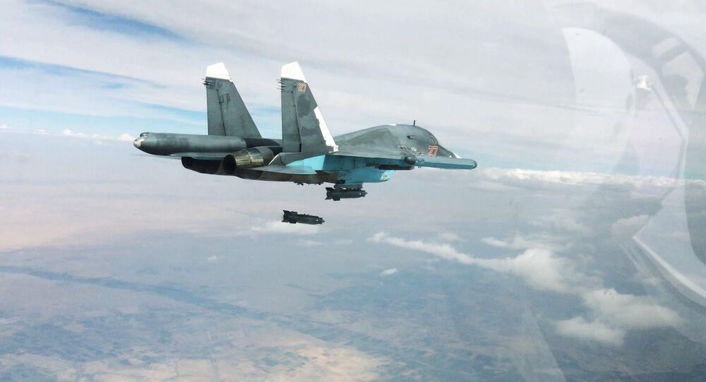 Naloty sił powietrznych Rosji