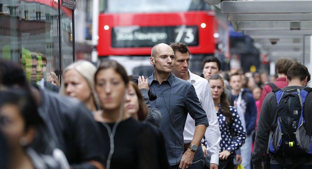 Mieszkańcy Londynu