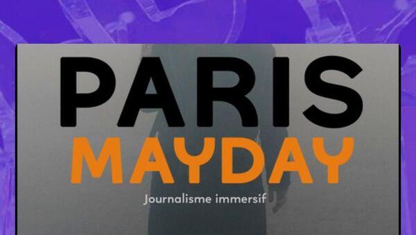 """Reportaż panoramiczny """"Paris mayday"""" - Sputnik Polska"""