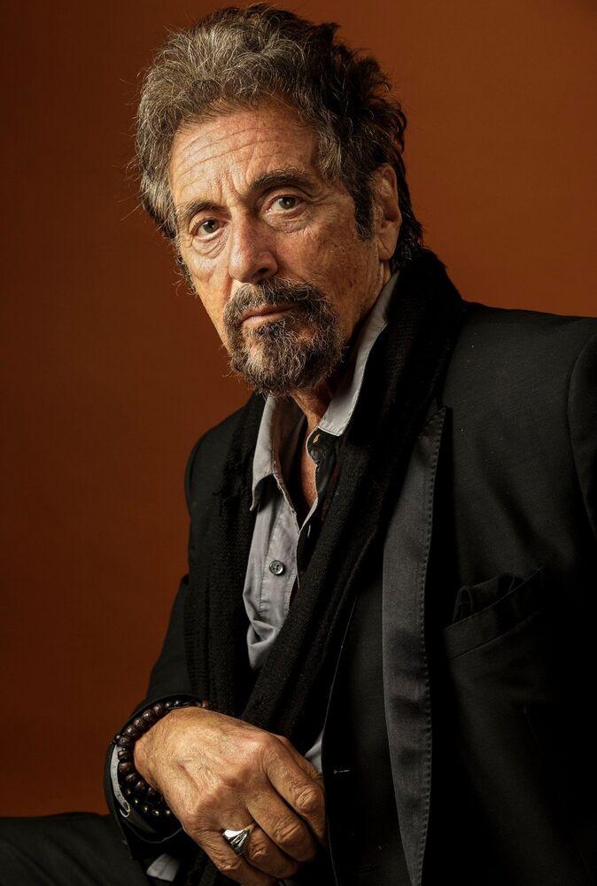 Portret Al Pacino, 2014 rok
