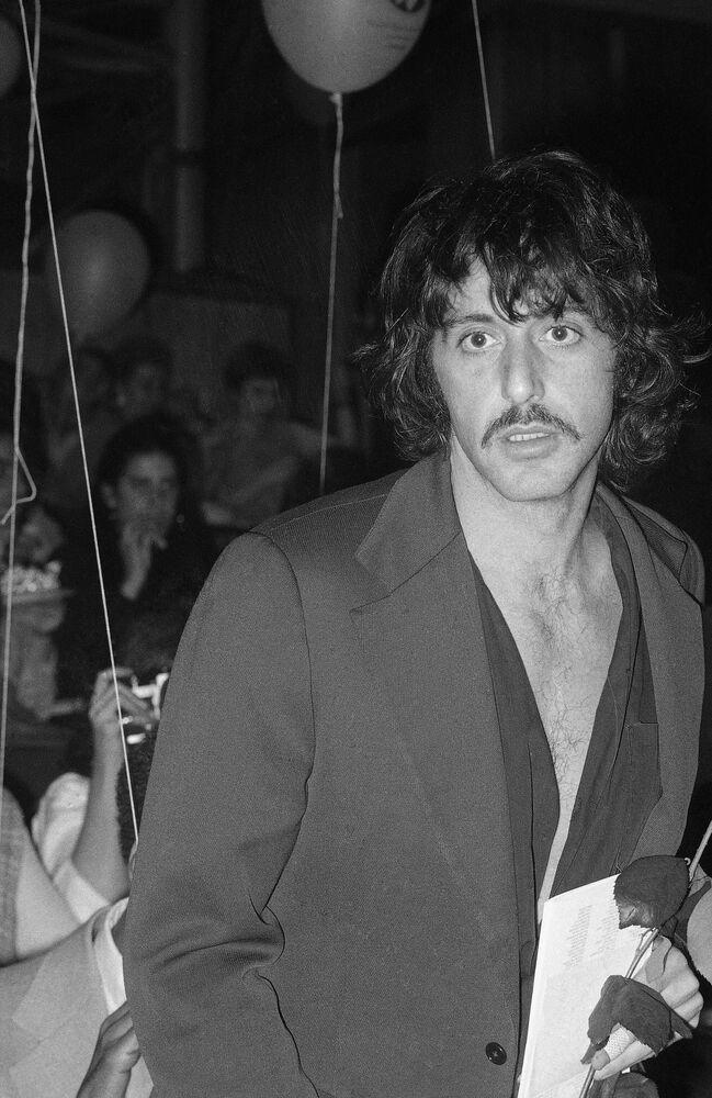 Aktor Al Pacino, 22 czerwca 1978 roku
